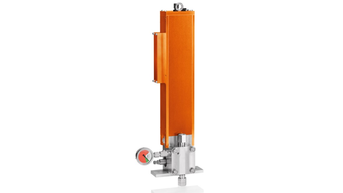 Гидравлический мембранный насос-дозатор Evolution mikro