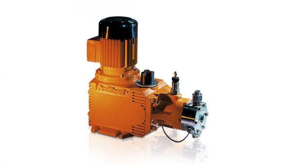 Гидравлический мембранный насос-дозатор Hydro/ 2