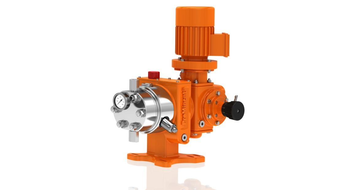 Гидравлический мембранный насос-дозатор Orlita® Evolution