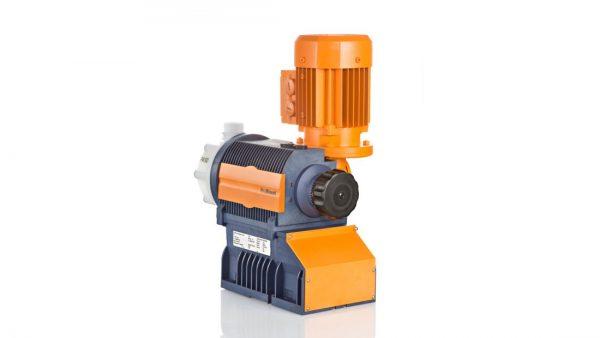Мембранный насос-дозатор с моторным приводом Sigma/1