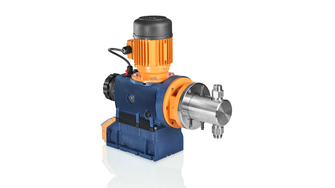 Поршневой насос-дозатор Sigma/ 2 (контрольного типа)