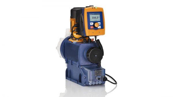 Мембранный насос-дозатор с моторным приводом Sigma X контрольного типа – Sigma/ 2 - S2Cb