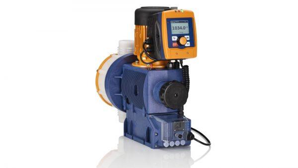 Мембранный насос-дозатор с моторным приводом Sigma X контрольного типа – Sigma/ 3 - S3Cb