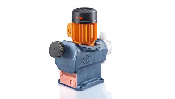 Мембранный насос-дозатор с моторным приводом Vario C