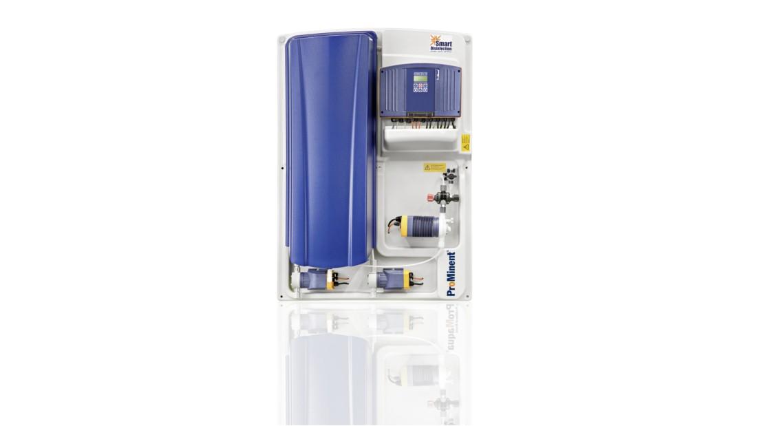 Установка для получения диоксида хлора Bello Zon® CDLb H2SO4