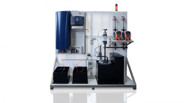Установка для получения диоксида хлора Bello Zon® CDLb с несколькими точками дозирования