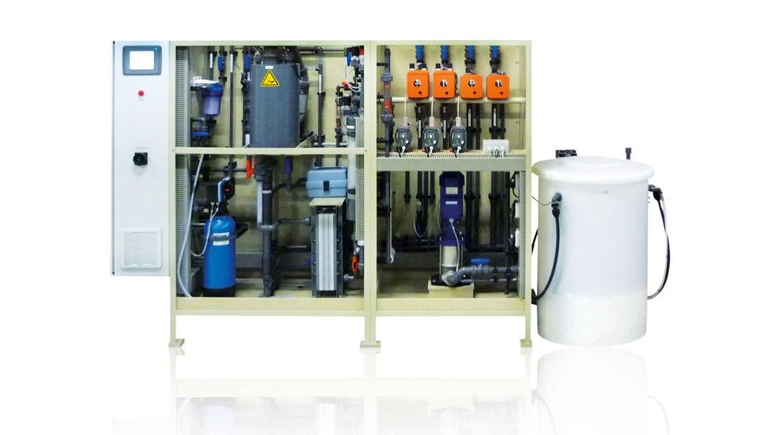 Электролизная установка CHLORINSITU® V Plus